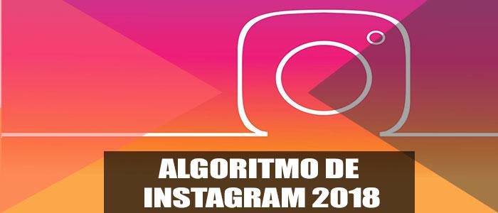 Algoritmo de Instagram 2018