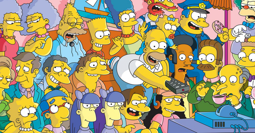 Apu sale de los Simpson entérate porque