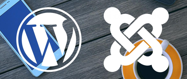 Wordpress vs Joomla ¿Cual será el mejor?
